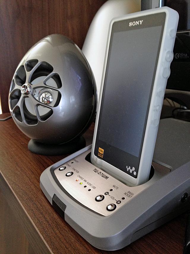 Walkman ZX1