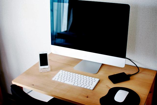 2014年モデルiMac (21.5-inch, Mid 2014)